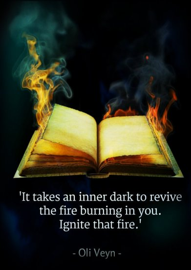 Fire quote real