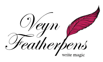 Veyn Featherpens logo box