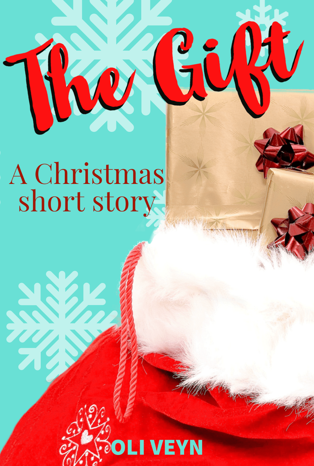 the gift x-mas cover new